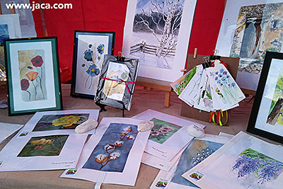 Feria de Dibujo y Pintura de JACARTE