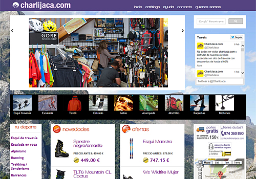 caafccf839886 Compra en Jaca deportes