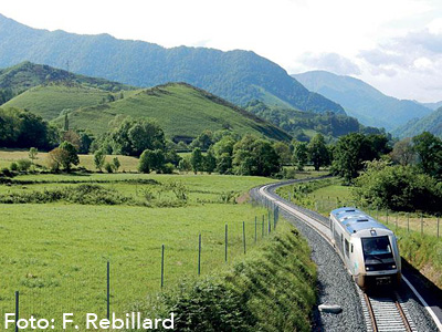 este tren: