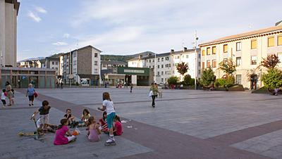 Plaza Biscós