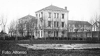 Cuartel de la Victoria. Foto: Alfonso