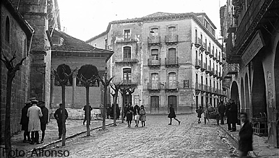 Plaza de la Catedral. Foto: Alfonso
