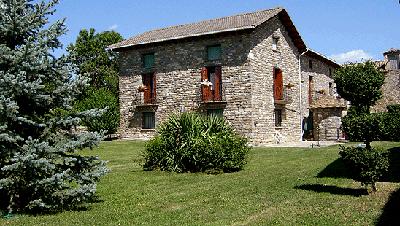 Turismo rural en jaca pirineos ofertas de casas rurales - Casa en el pirineo ...