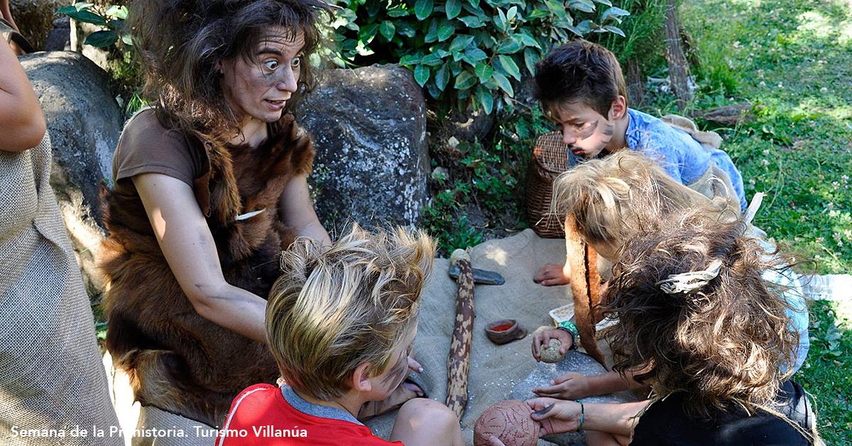 La cueva de las g ixas de villan a vuelve a la prehistoria for Programa de iker jimenez
