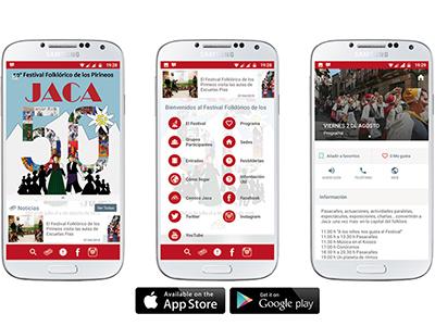 El Festival Folklórico de los Pirineos ha puesto en marcha su app, un nuevo canal de comunicación para proporcionar información actualizada y en tiempo real del certamen. La aplicación móvil nos permitirá acceder a toda la información del Festival así como estar permanentemente informados de noticias, actividades y alertas de su 50 edición que se celebrará del 31 de julio al 4 de agosto. Leer más