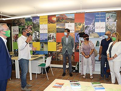 Jaca abre la primera Oficina de la Montaña de nuestro país