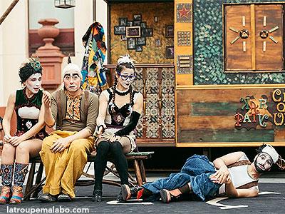 Todo listo para el Festival de Teatro de Calle del Camino de Santiago